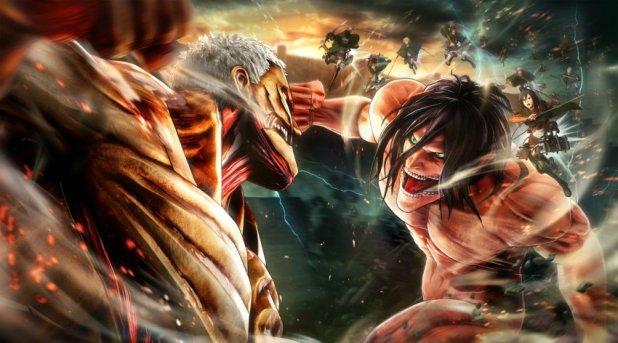 ناشر Attack on Titan 2 يفسر سبب قدومها للسويتش