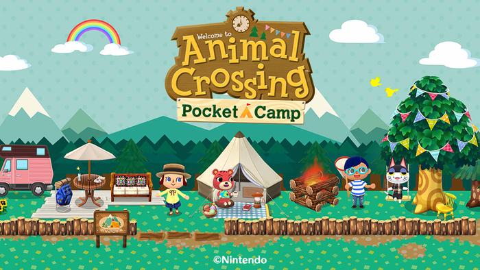 تم تحميل Animal Crossing: Pocket Camp أكثر من 5 مليون مرة على متجر الأندرويد
