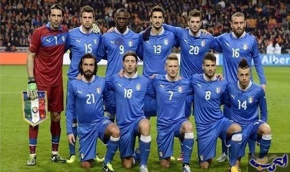 """إيطاليا في مهمة """"انتحارية"""" أمام منتخب السويد لبلوغ مونديال روسيا"""