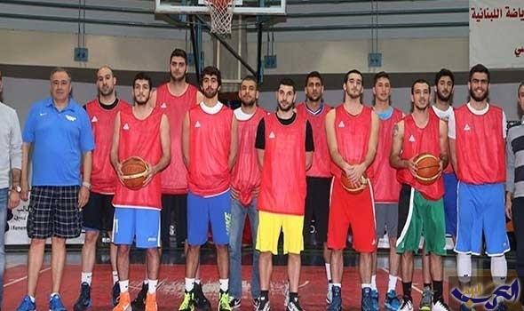منتخب لبنان للرجال لكرة السلة يفوز على نظيره الهندي 107-72
