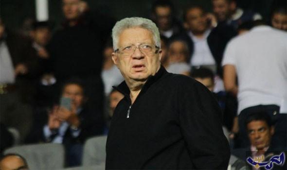 """ليلة حزينة على مرتضى منصور بسبب قرارات """"الأولمبية"""""""