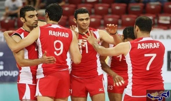 الأهلي المصري يواجه دلفي في دوري سيدات الكرة الطائرة