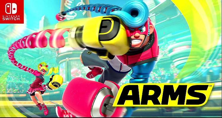 Nintendo تواصل التشويق للشخصية الجديدة القادمة للعبة ARMS!