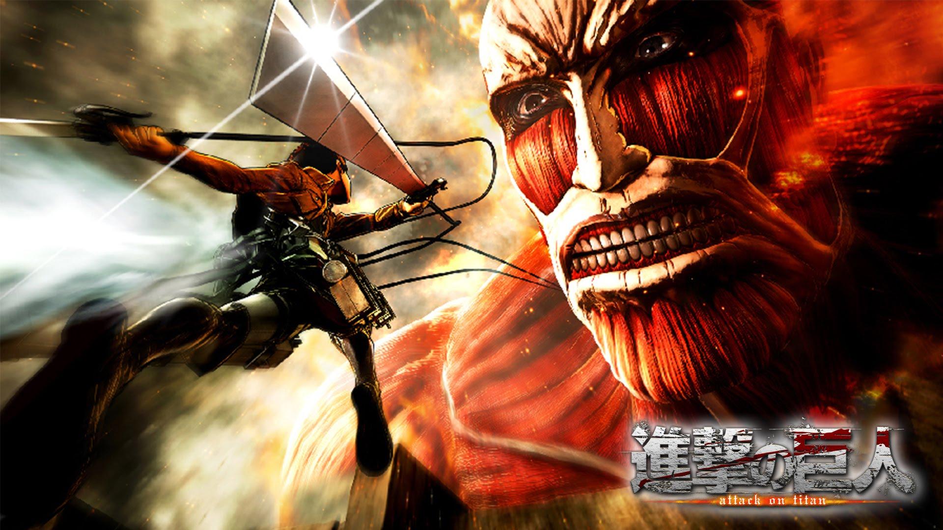 مجموعة جديدة من صور لعبة Attack on Titan 2