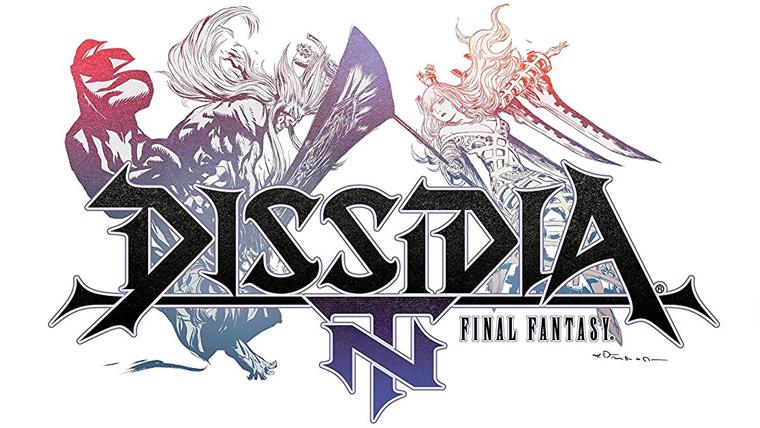مقارنة الغلاف الياباني و الغربي للعبة Dissidia Final Fantasy NT