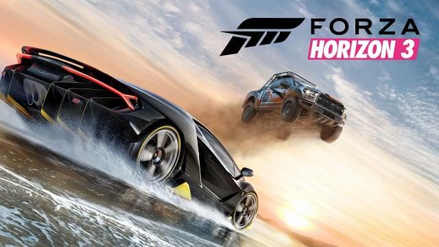 مطوروا Forza Horizon يضمون أسماء عملت على ميتل جير وباتل فرونت و GTAV والمزيد!