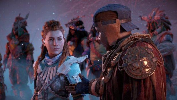 العديد من الإضافات وقصة مترابطة في إضافة The Frozen Wilds لـHorizon Zero Dawn (تغطية #PlaystationPGW)