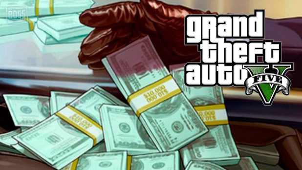 تقرير: لعبة GTA V ثالث أفضل لعبة مبيعاً بالتاريخ