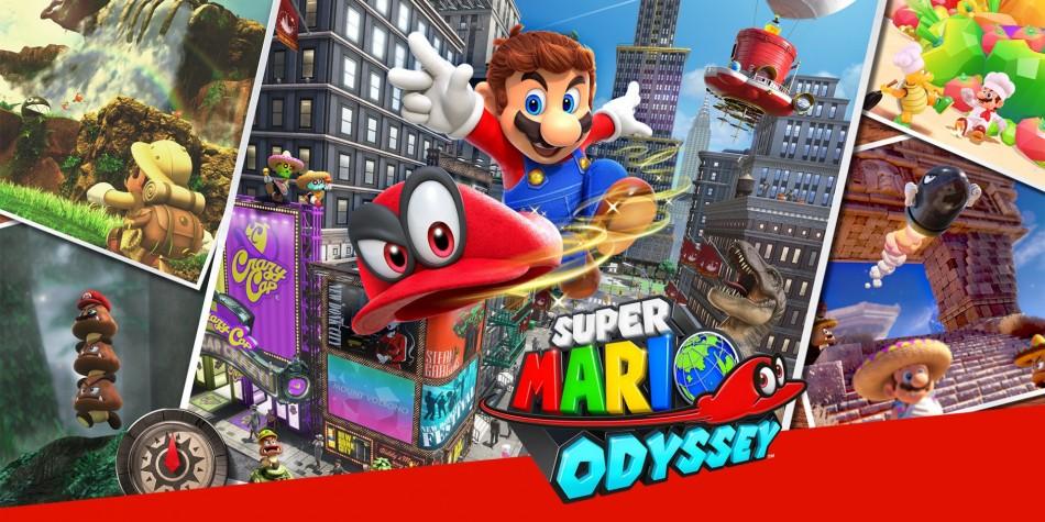 Super Mario Odyssey تمكنت من بيع 90% من شحنتها الأوليّة في اليابان