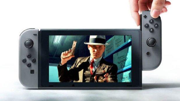 ستحتاج لذاكرة تخزين خارجية للعب LA Noire بنسختها الرقمية على سويتش