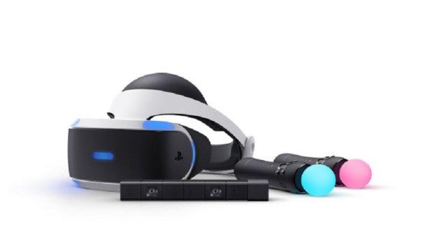 احصل على PS VR مع كاميرا ولعبتين بسعر 1199 ريال بعرض الجمعة البيضاء بالسعودية