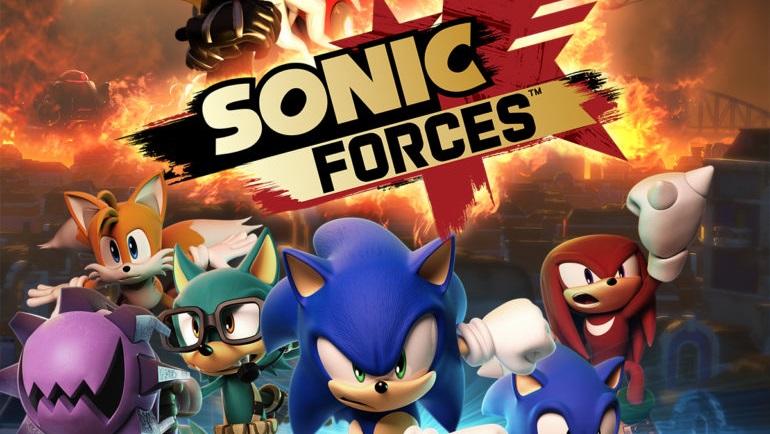 """الإصدارات اليابانية لهذا الأسبوع """"بداية ضعيفة للعبة Sonic Forces ولا عناوين قوية!"""""""