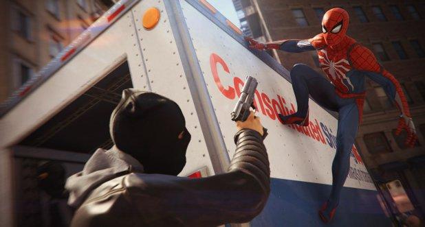 مقابلتنا مع المخرج الإبداعي للعبة Spider-Man من استديو Insomniac بحدث #PlaystationPGW