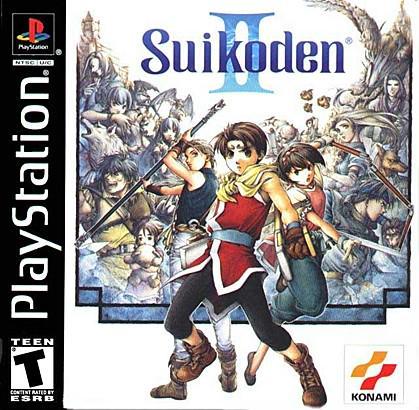 Suikoden هي أكثر لعبة RPG ترغب الجماهير اليابانية بالحصول على ريميك لها!