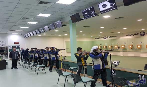 نادي الذيد يبدأ تدريباته للمشاركة في بطولة الرماية