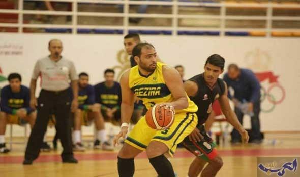 فريق الجزيرة المصري يواجه سلا المغربي في البطولة العربية