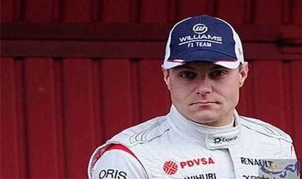 الفنلندي بوتاس يحرز مركز الانطلاق الأول لسباق البرازيل