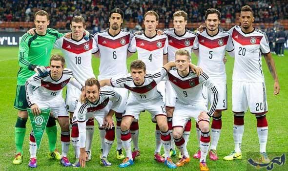 """ألمانيا تحتفظ بصدارة التصنيف العالمي لـ""""الفيفا"""" والسنغال تتفوّق أفريقيًا"""