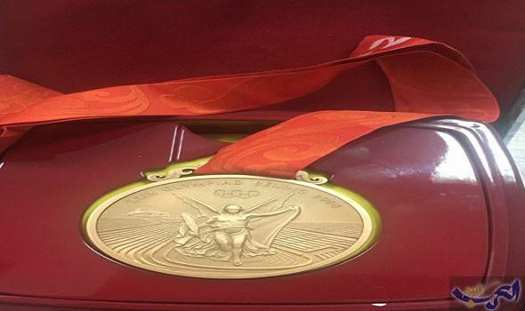 اللجنة الأولمبية الدولية ترسل الميدالية الفضية لعبير عبد الرحمن
