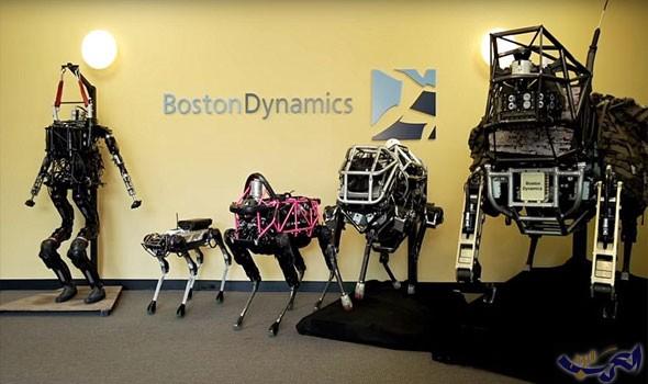 """""""بوسطن دينامكس"""" تكشف عن الروبوت المرعب """"أطلس"""""""