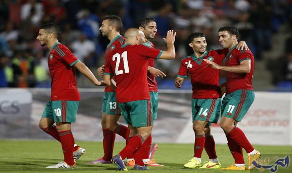 المنتخب المغربي يُنهي الشوط الأول متفوقًا على نظيره الإيفواري