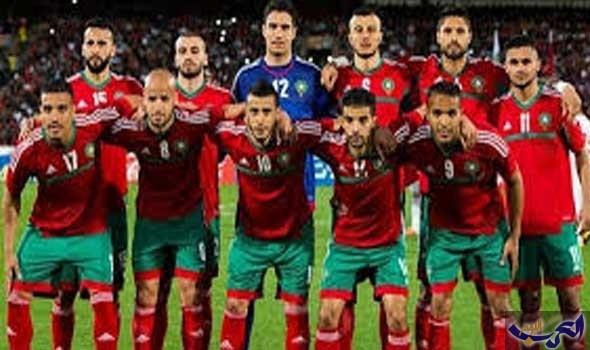 المنتخب المغربي يتأهل إلى مونديال روسيا 2018م