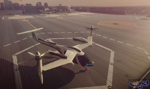 أوبر تتعاون مع ناسا لتطوير أنظمة التاكسي الطائر