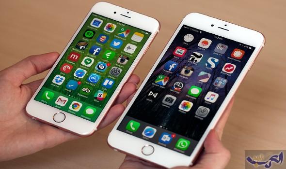 خروج هواتف iPhone 8  الزجاجية مقاومة للإنزلاق