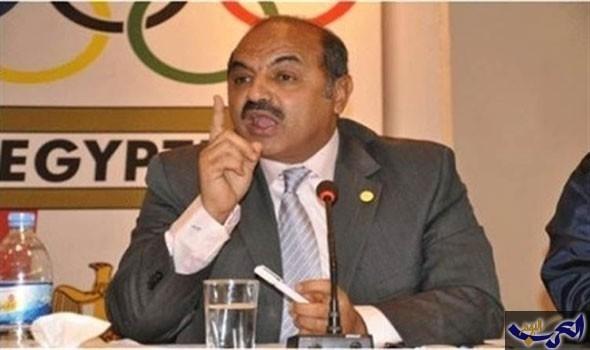 تعيين هشام حطب رئيسًا للجنة الأولمبية بالتزكية