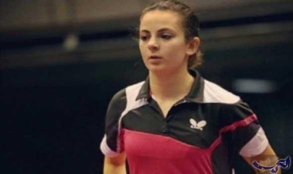 دينا مشرف تخرج من دور 16 لبطولة العالم لتنس الطاولة