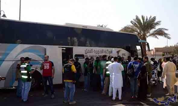 """إنطلاق الرحلة الإستكشافية لأعضاء """"المدينة رايدرز"""" إلى شمال غرب السعوديه"""