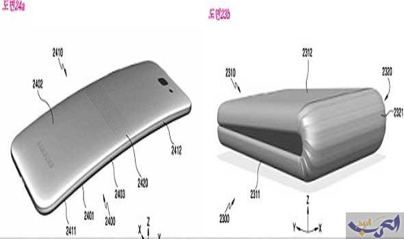 """سامسونغ تتطلّع إلى تطوير الهاتف القابل للطي """"Galaxy X"""""""