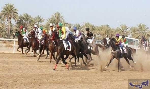السباق الثالث لنادي سباق الخيل السلطاني يشهد تنافسية كبيرة في ميدان الرحبة