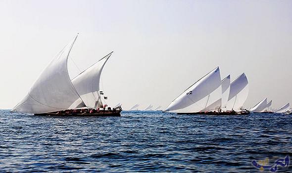 100 محمل في سباق السفن الشراعية 60 قدماً