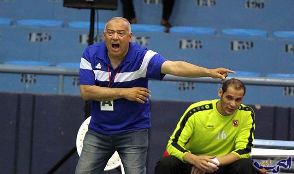 مواجهات مهمة فى دورى محترفى كرة اليد والناشئين المصري