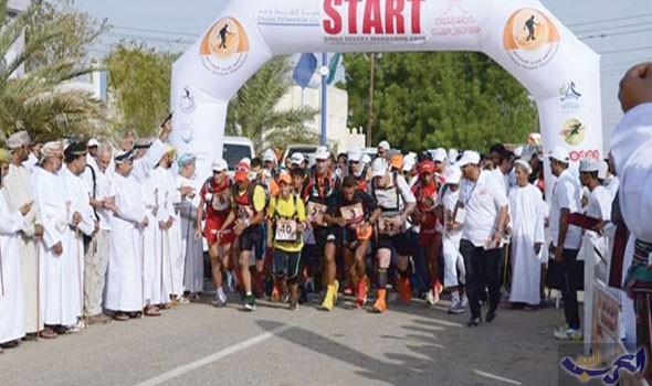 محمد المرابطي يحسم جولة مسافة 27 كيلو مترًا بصدارة سباق عُمان