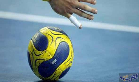 رجال يد الأهلي المصري يفوز على سبورتنج في دوري المحترفين