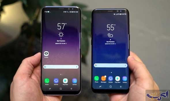 سامسونج تعتزم بيع 60 مليون نسخة من هاتفه Samsung Galaxy S8