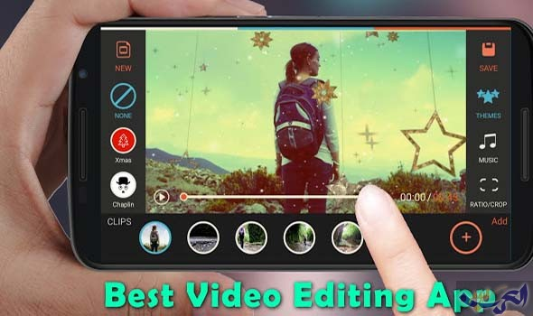 أفضل 8 تطبيقات المونتاج وتحرير الفيديو على هاتفك الذكي
