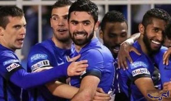 """الهلال يتعادل مع """"أوراوا"""" في الشوط الأول لنهائي دوري أبطال آسيا"""