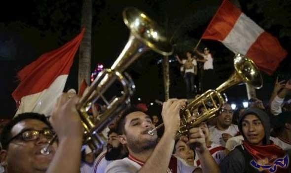 فرحة جنونية تضرب أرجاء بيرو بعد تأهلها إلى مونديال روسيا