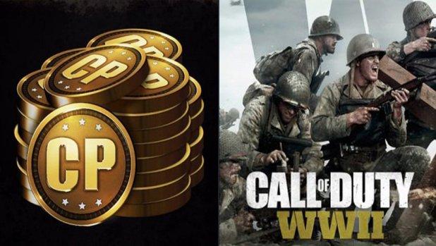 المشتريات ستغزو  Call of Duty: WWII بدء من 21 نوفمبر