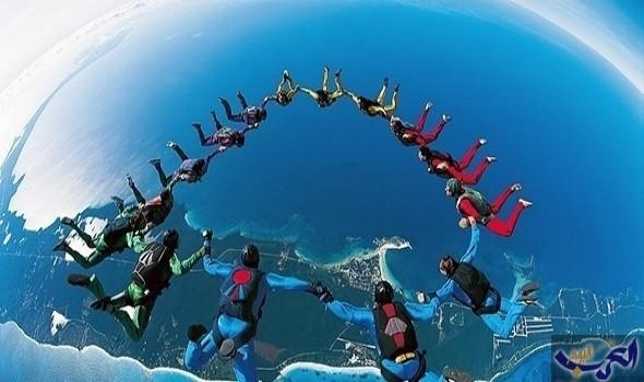 دبي تستضيف مونديال القفز بالمظلات 27 نوفمبر