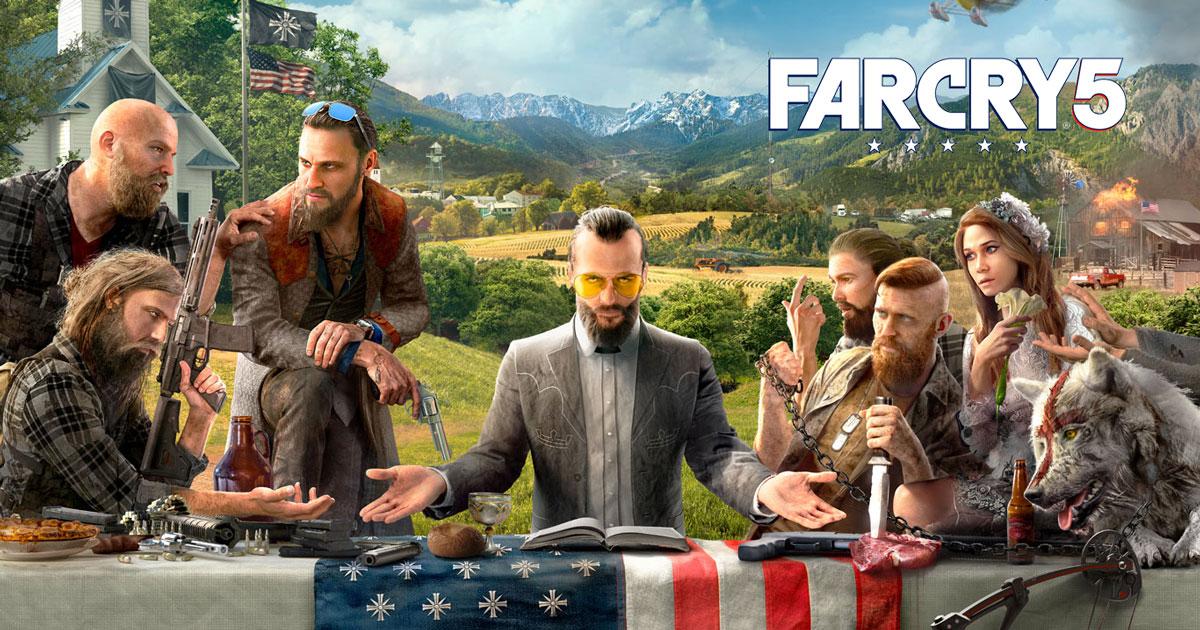 تحديث جديد للطلب المسبق لألعاب  Assassin's Creed Origins و Far Cry 5 بنسخة الشرق الأوسط