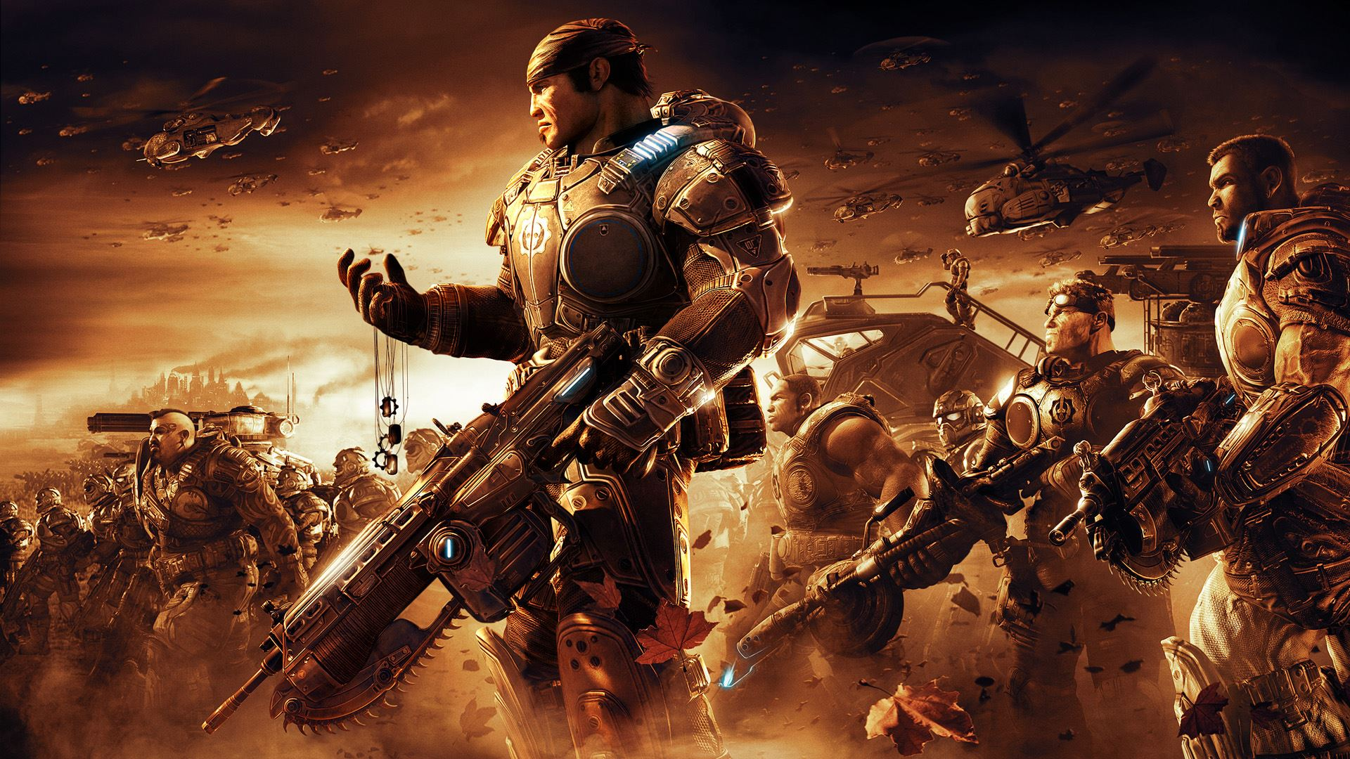 فريق التطوير Splash Damage يعمل على لعبة جديدة بأجواء مرعبة تصدر بالعام 2018! هل هي Gears of War الجديدة!