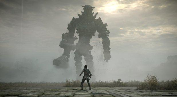 """أداء تقني ممتاز في لعبة """"في ظلال العمالقة"""" (Shadow of the Colossus)  (تغطية #PlaystationPGW)"""
