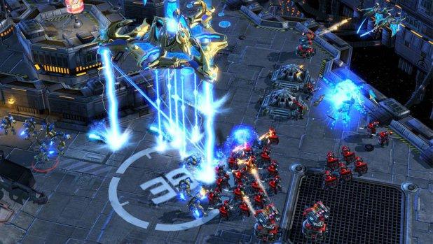 لعبة StarCraft 2 ستصبح مجانية للعب بدء من 14 نوفمبر
