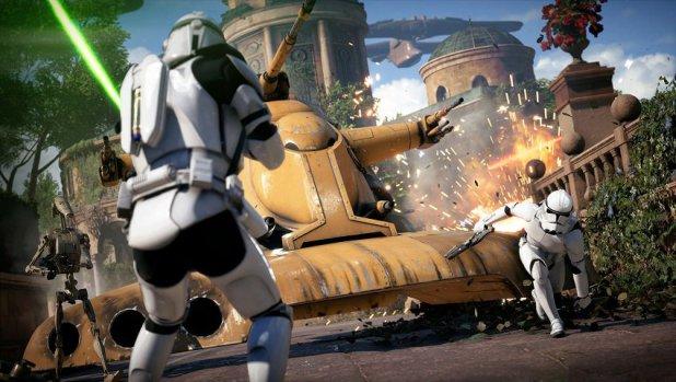 إليكم أسعار صناديق الغنائم في Star Wars Battlefront 2