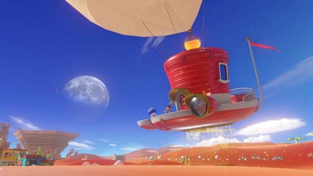 قبيل إطلاقها، Super Mario Odyssey تدخل قائمة أفضل المنتجات مبيعاً بأمازون