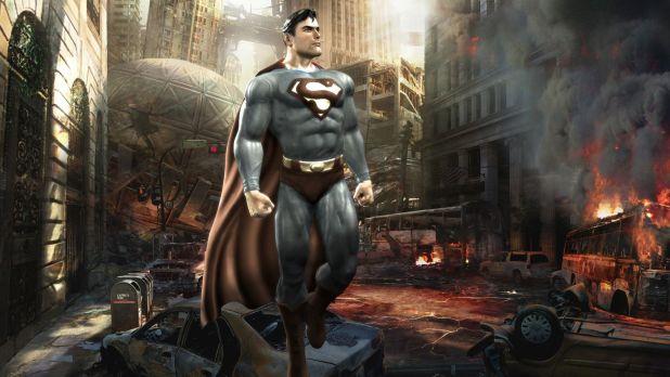إشاعة: بعد أيام سيتم الكشف عن لعبة Superman الضخمة والطموحة